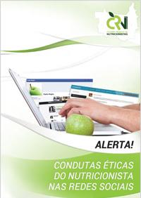 Folder CRN-1: Condutas éticas do Nutricionista em redes sociais