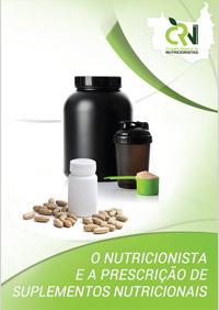 Folder CRN-1: O Nutricionista e a prescrição de suplementos nutricionais