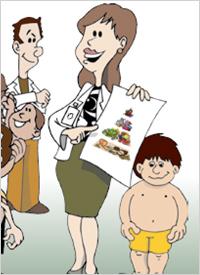 O papel do nutricionista na atenção primária à saúde