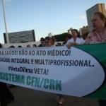 Marcha contra Ato Médico